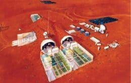 Missão árabe é enviada a Marte