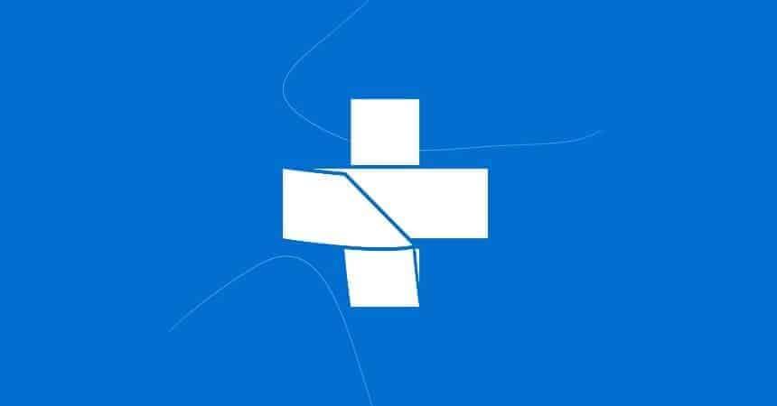 Símbolo de cruz do sus