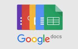 Google Docs começa a ganhar modo escuro no Android