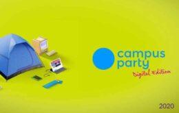 Começou! Campus Party 2020 debate o 'novo normal' em palestras online
