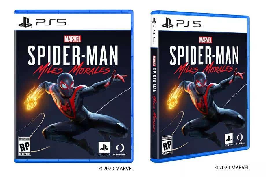 Spider Man: Miles Moraes, é um dos jogos que tem versão para PlayStation 4 e PlayStation 5