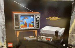 Lego crea una réplica de la consola NES