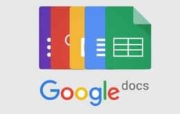 Como ativar o modo escuro do Google Docs no Android