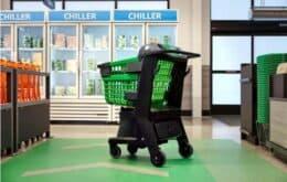 Dash Cart: conheça o novo carrinho de compras inteligente da Amazon