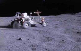 Pegue carona no veículo lunar da Nasa neste vídeo incrível em Full HD