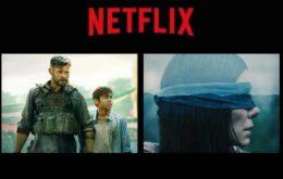 Os 10 filmes de maior audiência da Netflix