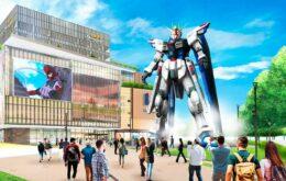 Xangai terá estátua de 'Gundam' de 18 metros