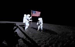 Pegue carona na Apollo 16 e dê uma volta pela Lua, em Ultra HD