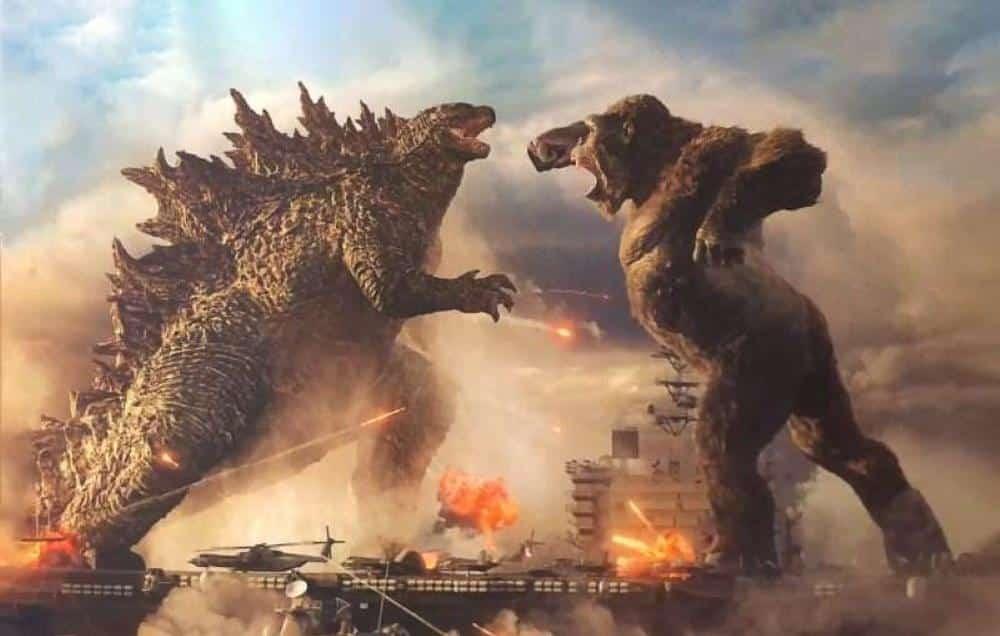 Godzilla vs. Kong faz sucesso e bate os 100 milhões globalmente