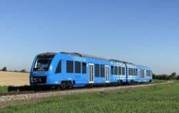 Alemanha vai construir estação de abastecimento para trens movidos a hidrogênio