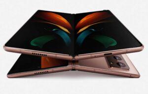 Galaxy Z Fold 2 é o novo dobrável da Samsung