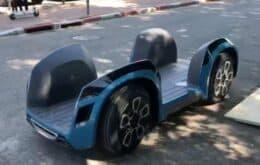 Empresa israelense 'reinventa a roda' e promete revolucionar mercado automobilístico