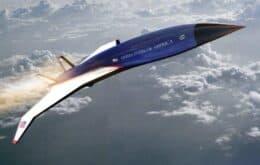 Futuro avião do presidente dos EUA terá 5 vezes a velocidade do som