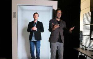 Exercícios físicos podem ter a ajuda de hologramas