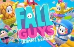 Game 'Fall Guys' atingiu 1,5 milhões de jogadores em apenas um dia