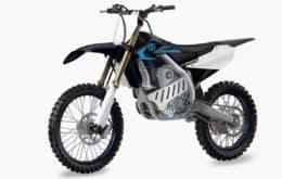 Yamaha cria primeira moto elétrica 250cc para motocross