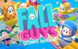 'Fall Guys' conquista dois milhões de jogadores em apenas cinco dias