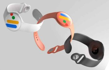 Fã cria design conceitual para smartwatch do Google