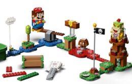 Hacker usa Lego Super Mario para controlar a Mario virtual en el juego