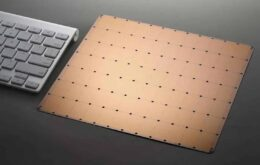 Maior chip do mundo tem 850 mil núcleos especializados em IA