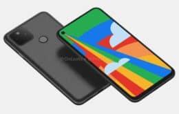 Vazamento do Pixel 5 sugere sensor de impressão digital na traseira