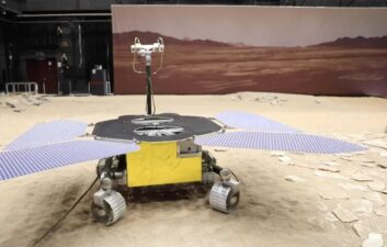 Chinese Rover 'Test Drive' on Earth Before Going to Mars