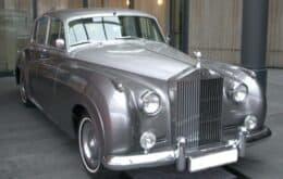 Clássicos da Rolls-Royce vão ser transformados em carros elétricos