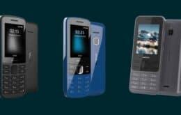 Imagens de celulares básicos da Nokia vazam na internet; veja