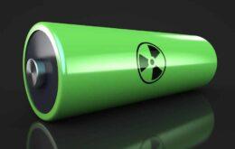 Bateria que vai durar até 28 mil anos está em desenvolvimento