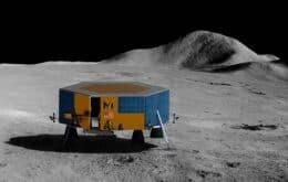 Masten contrata a SpaceX para fazer o lançamento do seu módulo lunar
