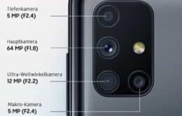 Samsung trabaja en un teléfono celular intermedio con especificaciones de vanguardia