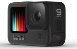 GoPro Hero 9 poderá ter tela frontal colorida