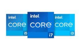 Intel lança a 11ª geração de processadores da família Core