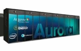 Supercomputador Aurora sofre atraso e pode não ser inaugurado em 2021