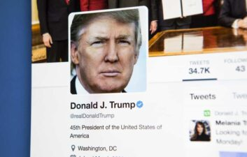 Twitter remove post e Trump poderá pagar US$ 150 mil por vídeo