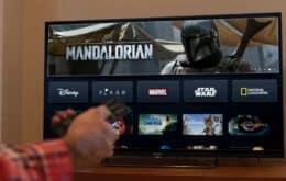 Novas imagens de 'Mandalorian' são divulgadas; Baby Yoda é destaque