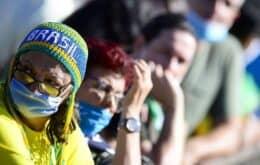 Covid-19: contágio volta a crescer no Brasil e epidemia está 'ativa'