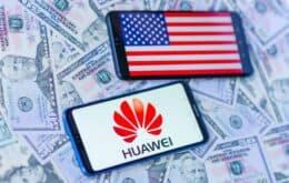 Fornecedores de telas e memória cortarão relações com Huawei após restrições dos EUA