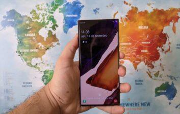 Review: Galaxy Note 20 Ultra é o que a Samsung tem de melhor, mas isso tem um preço
