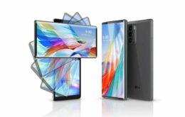 LG Wing, smartphone com tela giratória, tem preço revelado