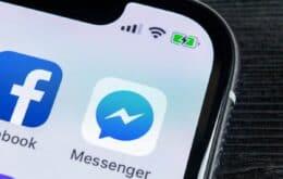 Facebook Messenger limita encaminhamento para 5 contatos