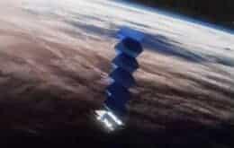 Reentrada de satélite da SpaceX não oferece riscos à população