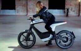 Startup alemã inicia pré-venda de moto elétrica de até US$ 54 mil