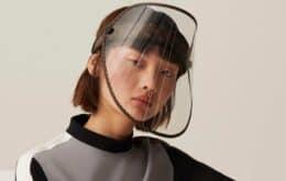Louis Vuitton lança protetor facial de luxo contra a Covid-19