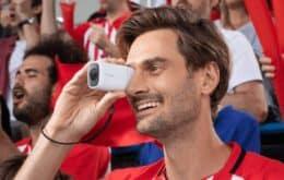 Canon lança câmera com lente telescópica e 12,1 megapixels no Japão
