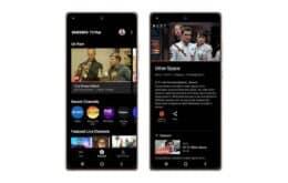 Serviço de streaming de vídeo da Samsung chega aos smartphones Galaxy