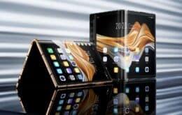 Celular dobrável FlexPai 2 é anunciado; conheça o dispositivo