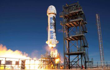 Preço astronômico: Vaga na primeira viagem espacial é leiloada por mais de R$ 154 milhões