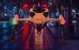 Drone para resgate pode voar a até 225 quilômetros por hora