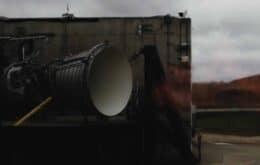 Primeiro motor Raptor Vacuum para naves Starship conclui 'teste de fogo'